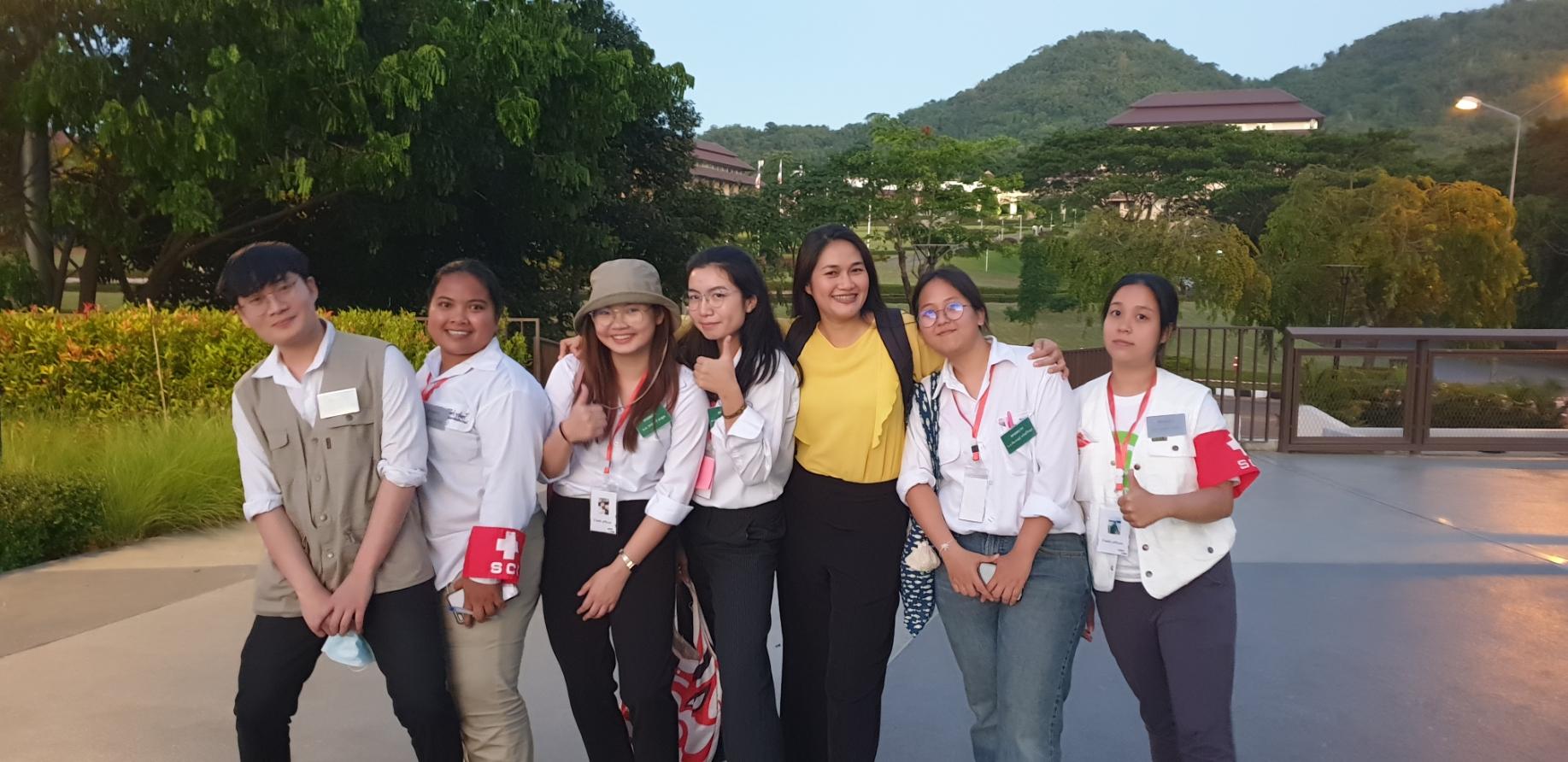 รางวัลชนะเลิศ และรองชนะเลิศ การแข่งขันบทบาทสมมุติและการแข่งขันว่าความในกฎหมายมนุษยธรรมระหว่างประเทศ ภาคภาษาไทย (ประเภทบทบาทสมมุติ) ประจำปี ค.ศ.2020