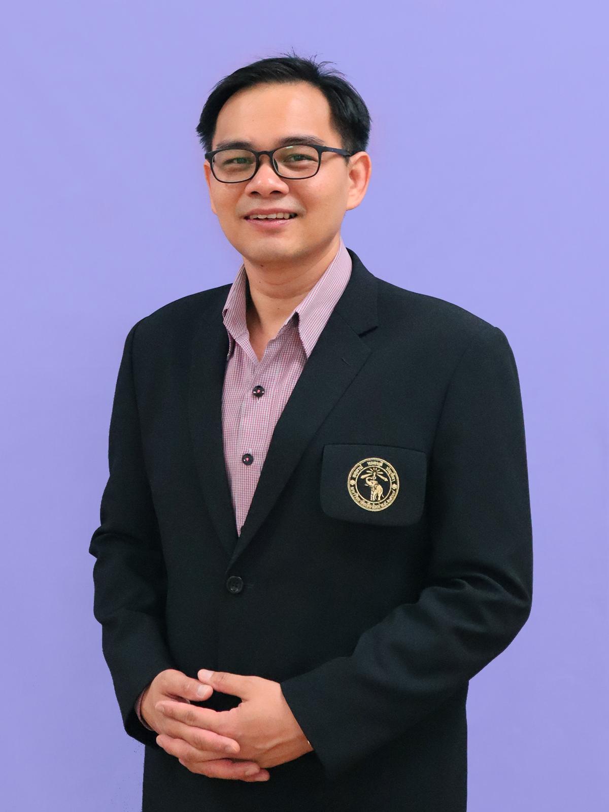 Assistant Professor Dr.Pornchai Wisuttisak