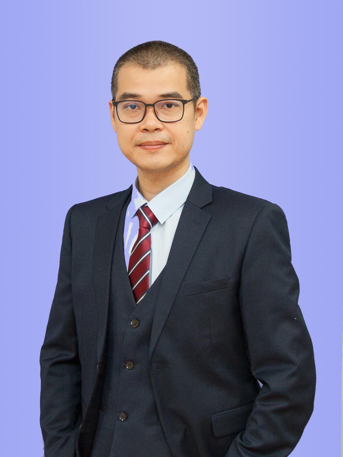 Assistant Professor Dr. Pedithep Youyuenyong